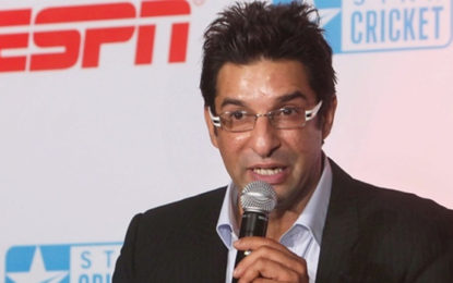 Wasim Akram Expresses Delight After PCB Confirms World XI Tour