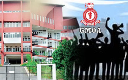 GMOA Warned  a Massive Protest Campaign Against SAITM  Next Month