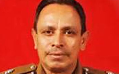 DIG Latheef Assigned with the Task of Combating Organized Crime & Drug Menace