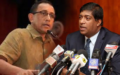 UNP Denied Shielding Corrupt Individuals But  to Support Ravi