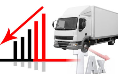 Manufacturing Tax on Small Lorries Reduced