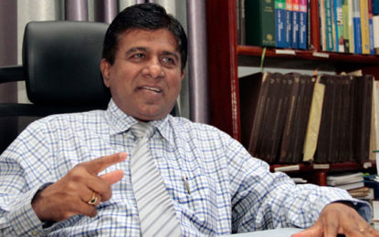 Wijedasa Turns Down Request to Accept Foreign Minister Post?