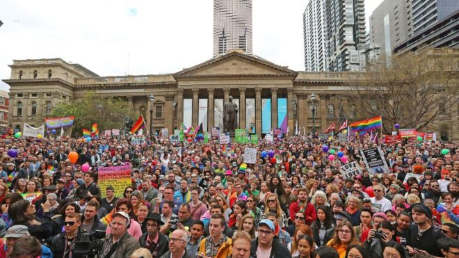 Australian Court Hears Challenges To Same-Sex Marriage Vote