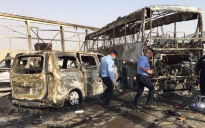 Iraq: At Least 60 Die in Twin Attacks Near Nasiriya