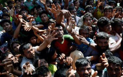 Rohingya crisis: 'Last chance' for Aung San Suu Kyi