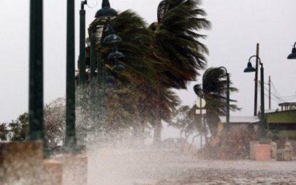 Hurricane Maria Bears Down On Virgin Islands and Puerto Rico