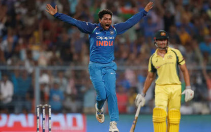 India Beat Australia By 50 Runs In Second ODI – As It Happened