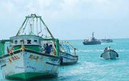 Delegation of Indian fishermen Visiting Sri Lanka to Take Back Their Boats