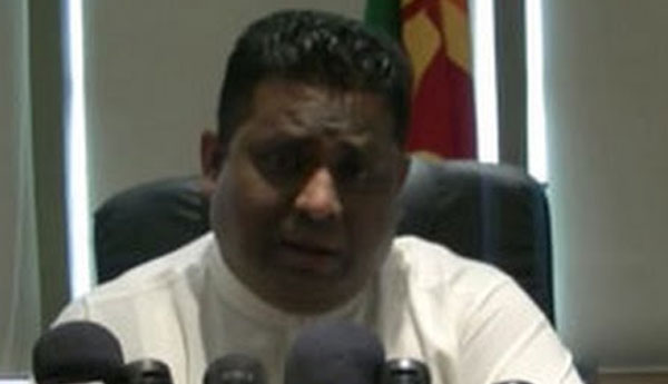 Deputy Minister Arundika Fernando Dismissed