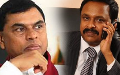 We are in Prison Today Because of Basil Rajapaksa – Anusha Palpitta