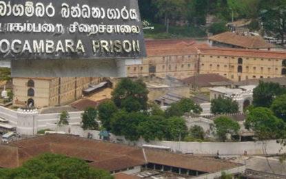 Bogambara Prisoners' Struggled Continues