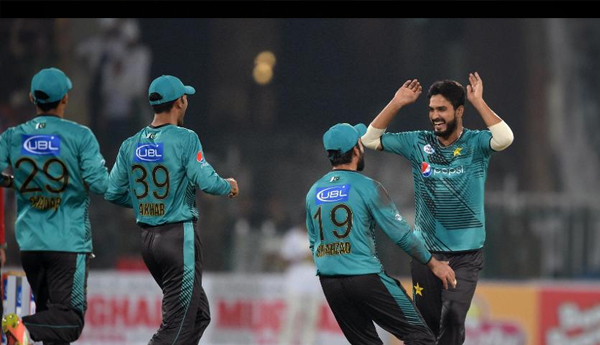 Azam Leads Pakistan to Victory In Historic Game