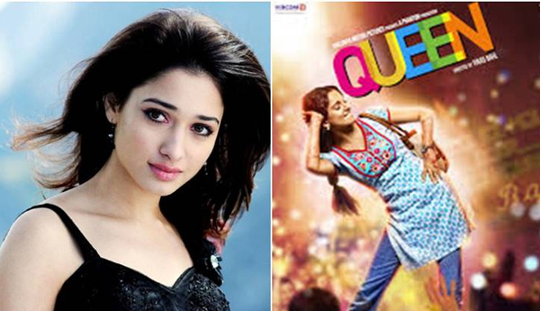 Tamannaah Bhatia On Being In Queen's Telugu Remake: Always Motivated By Roles That Alleviate Women