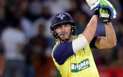 Pakistan Vs World XI: Faf Du Plessis Says 'Thank You Pakistan' For Independence Cup