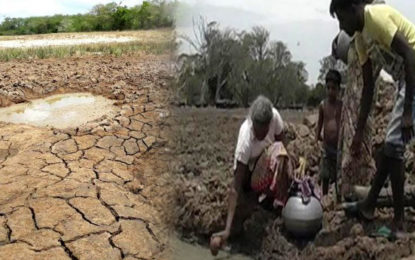 50 Tube Wells For Drought  Affected Puttalam People