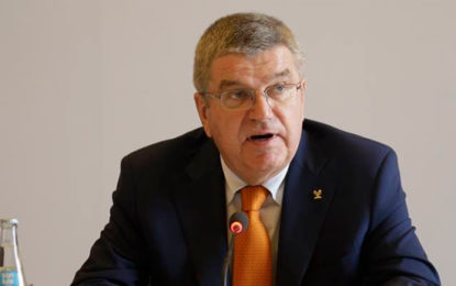 Some Olympic Leaders Impatient With Onslaught Of Scandals