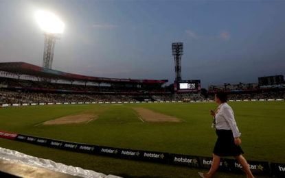 Rain Likely To Affect Eden Gardens ODI Between India And Australia