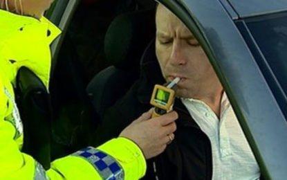 90, 000 Alcohol Breathalyzer Units to Island Wide Police Stations