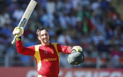 Brendan Taylor Returns To Zimbabwe Cricket