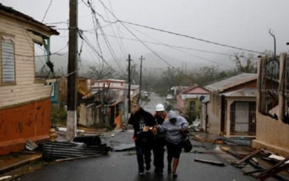 Hurricane Maria: Whole Of Puerto Rico Without Power
