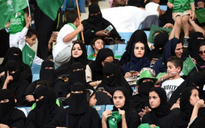 Saudi Arabia: Backlash After Women Celebrate National Day