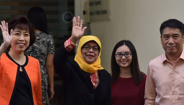 Halimah Yacob Set To Be Next President After Other Potential Candidates Fail To Qualify