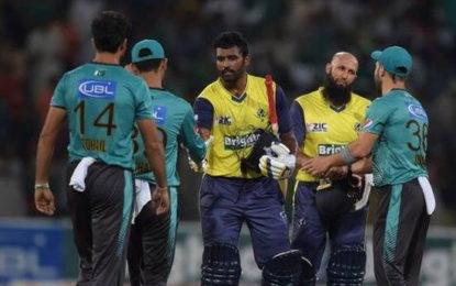 Amla, Perera Power World XI To 7-Wicket Win Vs Pakistan