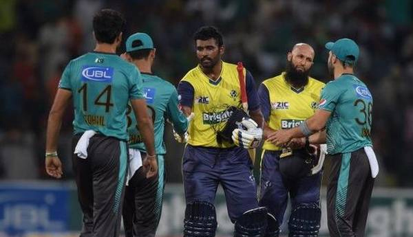 Amla, Perera Power World XI To 7-Wicket Win Vs Pakistan