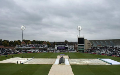 England Stays In Front After Rain Spoils Second ODI