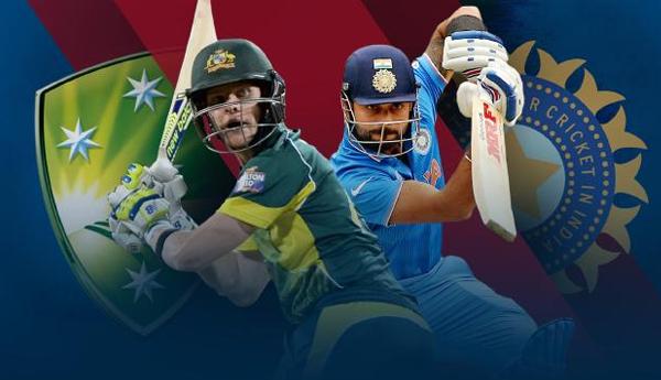 Top ODI Spot Up For Grab For Both India, Australia