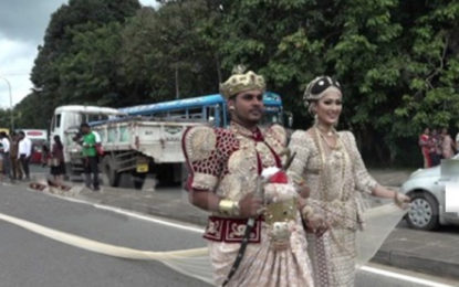 Guinness World Record Wedding Ended in Trouble