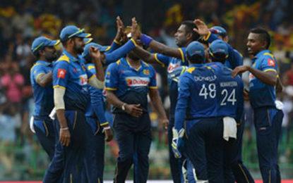 Sri Lanka Secure World Cup Berth After Windies Defeat