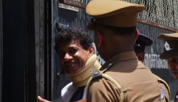 Bail  Granted to DIG Lalith Jayasinghe  in Vidya Murder  Case