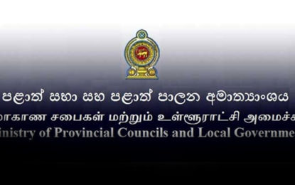 Empowers Governors to Administer Expiring PC's Until Elections