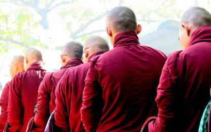 Visa Refused to Buddhist Monks of Myanmar