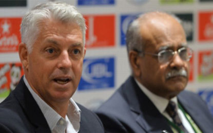 PCB to seek ICC Help to Resolve Bilateral-tours Standoff