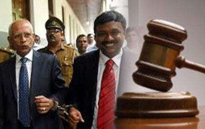Sentenced Lalith &Anusha Granted Bail Today