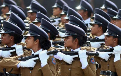 464 Female Police Constables Promoted as Sergeants