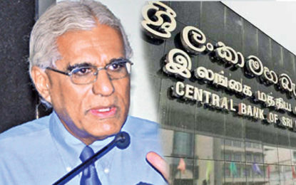 Current CB Governor Coomarasamy Brings back Transparency to IMF Dealings