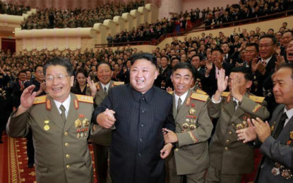 North Korea Threatens To 'Sink' Japan, Reduce U.S. To 'Ashes And Darkness'
