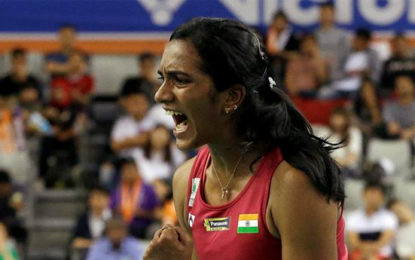 PV Sindhu To Jump To World No 2 After Korea Open Super Series Title