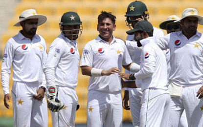 Yasir Shah Becomes Fastest Spinner To Take 150 Wickets In Test Cricket