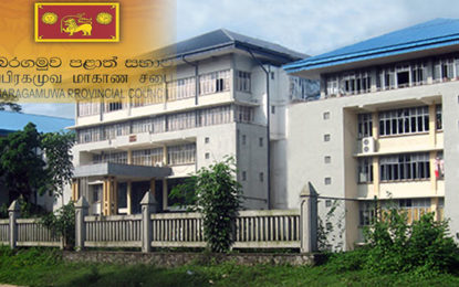 Period of Sabaragamuwa PC  Expires at Midnight Today