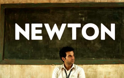 Newton Is India's Official Entry For The Oscars