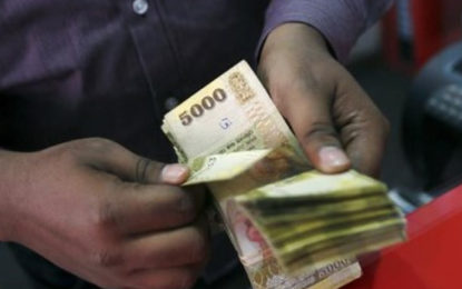 Sri Lankan Rupee Ends Lower On Importer Dollar Demand