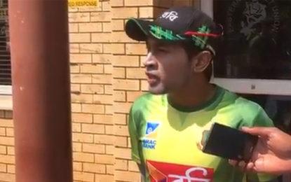 South Africa Are Our Next Step, Says Bangladesh Captain Mushfiqur Rahim