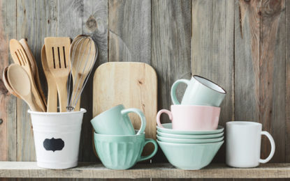 5 Things To Toss For A Healthier Kitchen