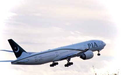 PIA: Pakistan Airline Leaves Two Coffins Behind In New York