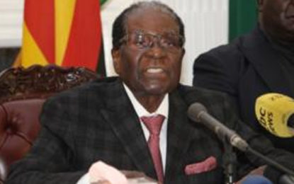 Zimbabwe latest: Mugabe faces impeachment by parliament