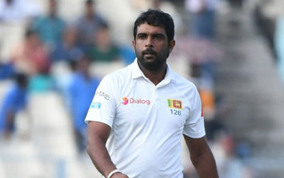 DRS Controversy: Perera Gets SLC Backing